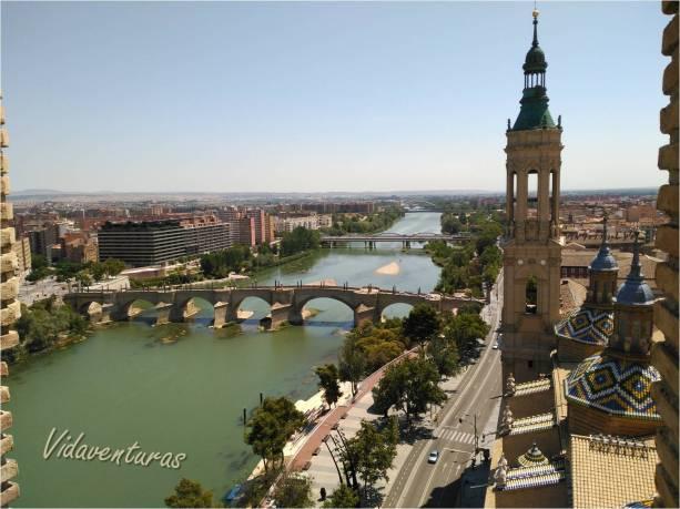 Vistas de Zaragoza