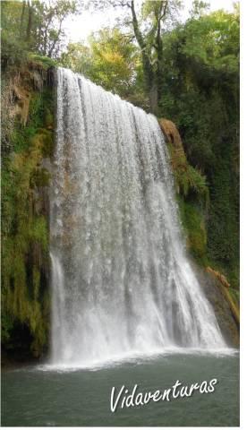 Cascadas del Monasterio de Piedra